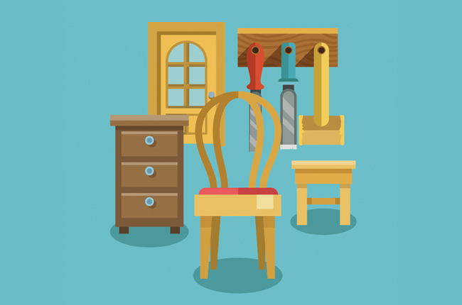 Специалист по отделке деталей и изделий мебели из древесных материалов